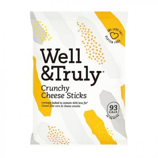 Crunchy Cheese Sticks