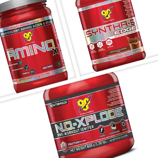 BSN Essentials Supplement Stack