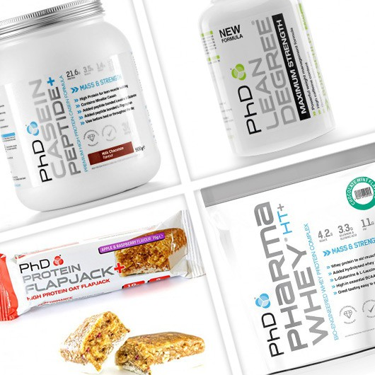 PhD Nutrition Essential Selection