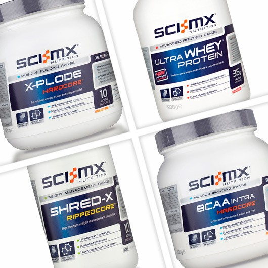Sci-Mx Complete Stack