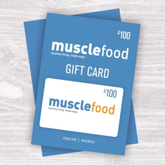 Muscle Food £100 Voucher