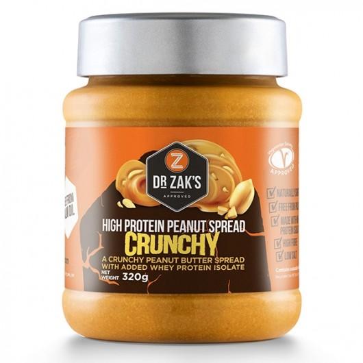 Dr Zaks Crunchy Peanut Butter