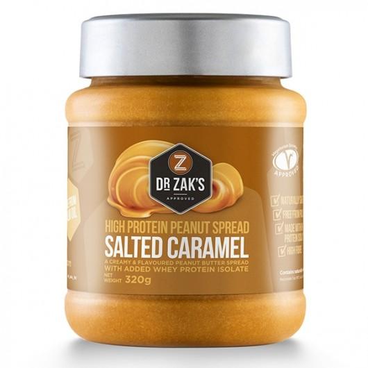 Dr Zaks Salted Caramel Peanut Butter