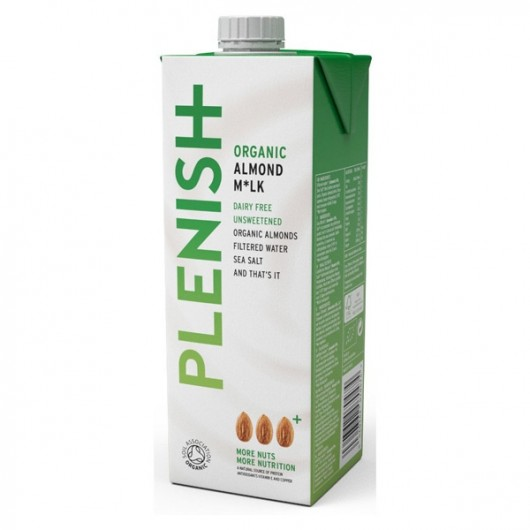 1 Litre Plenish Almond Milk