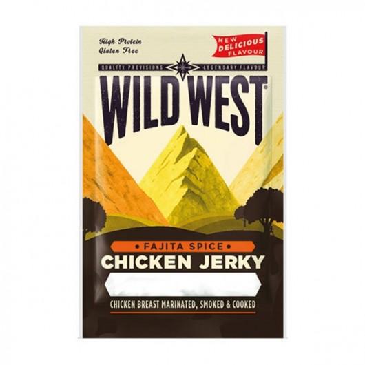 Wild West High Protein Fajita Chicken Jerky