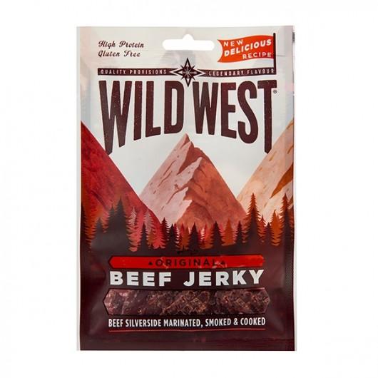 Wild West High Protein Original Jerky