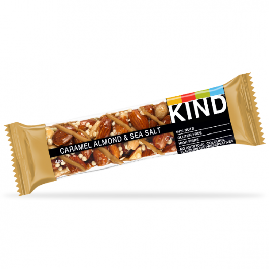 KIND Caramel Almond & Sea Salt 40g Bar