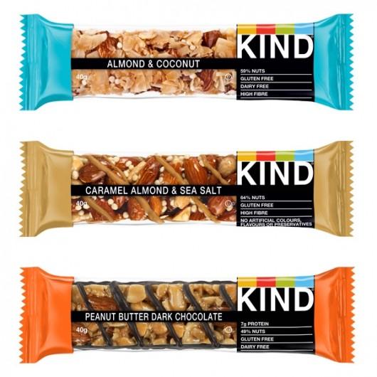 KIND High Fibre Nut Bars - 40g