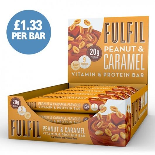 Fulfil Vitamin and Protein Bar - 15 x 55g