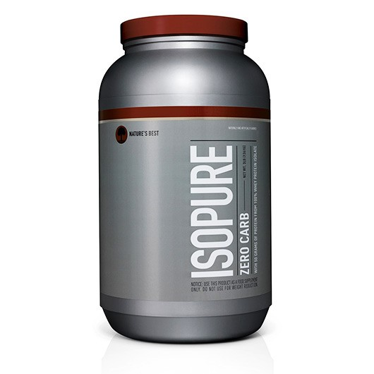 Isopure Zero Sugar Protein Powder