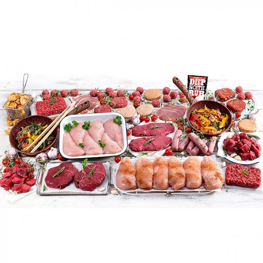 New Year Stunning Super Lean Selection