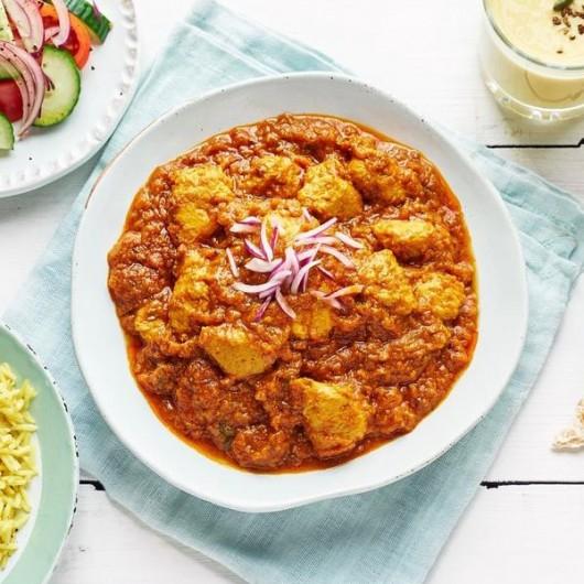 MOCK Vegetarian Chicken Punjabi Curry 350g