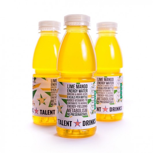 Th1rst Mango & Lime Sugar Free Energy Water