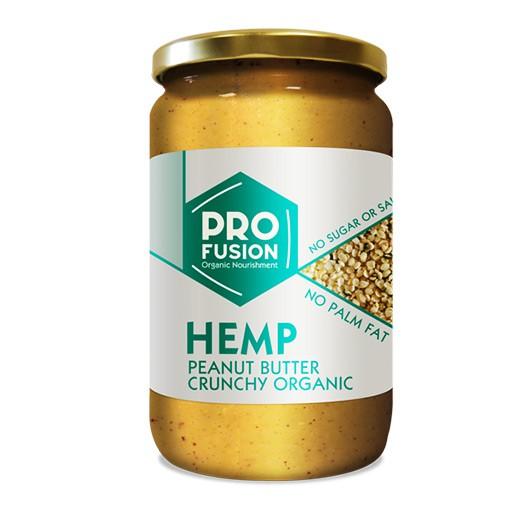 Pro Fusion Hemp Peanut Butter