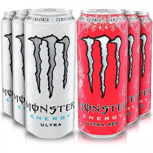 Monster Energy Ultra 24 x 500ml