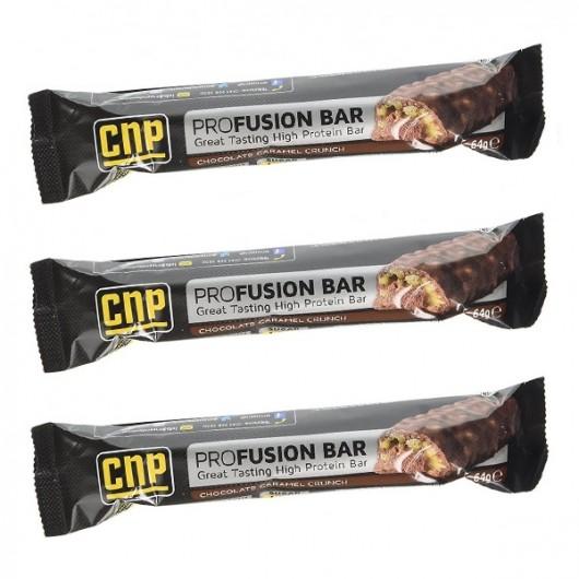 CNP Pro Fusion Choc Caramel - (Dated 30/04/18)