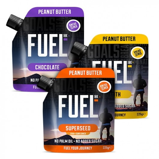 FUEL10K Peanut Butter - buy 2 get 1 FREE