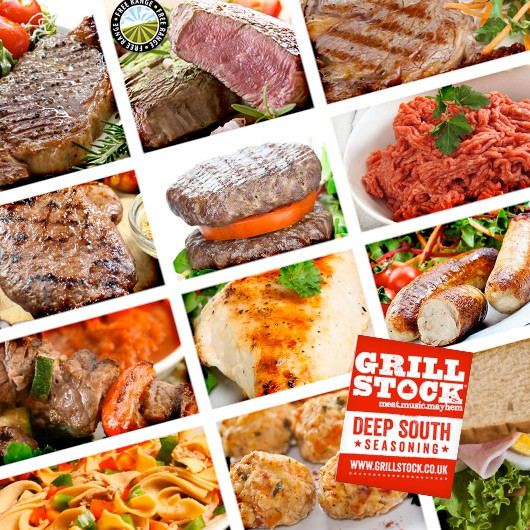 Free Range British Steak Selection