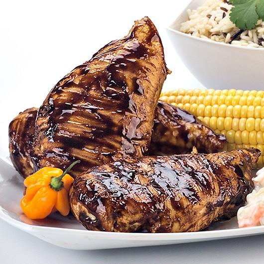 1 x 500g Hickory BBQ Chicken Breasts