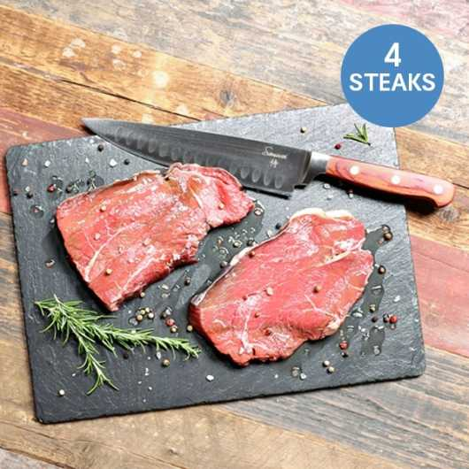 The Heritage Range™ Matured Rump Steaks - 4 x 170g