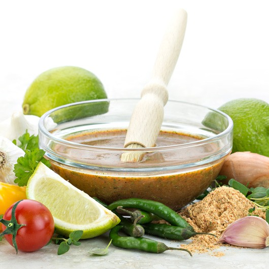 Chilli and Lime Protein Marinade