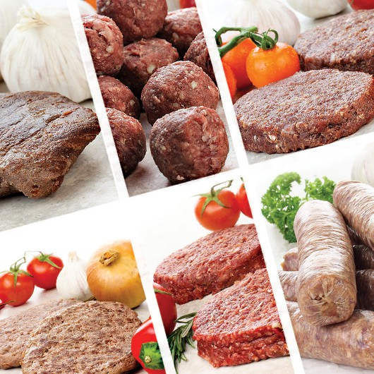Exotic Steak Selection - 26 Pieces