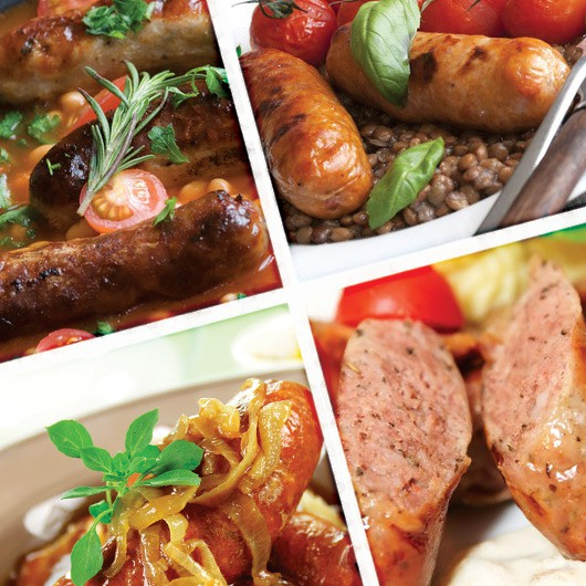 Classic Sausage Selection - 4 Flavours