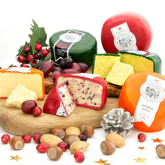 Luxury Mature Cheddar Selection - 3 Cheeses