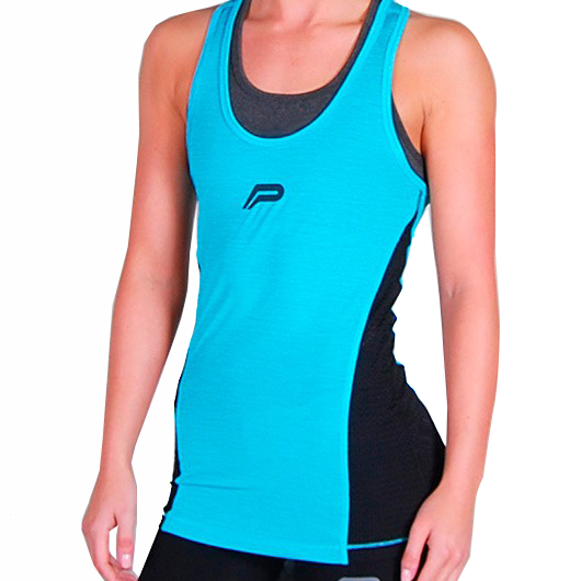 Pursue Icon Ladies Vest - Blue