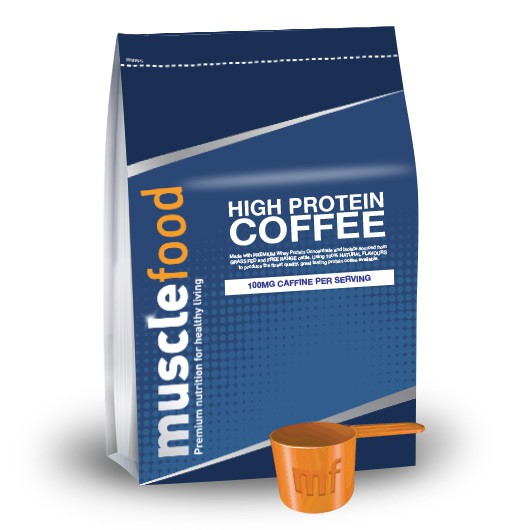 High Protein Coffee