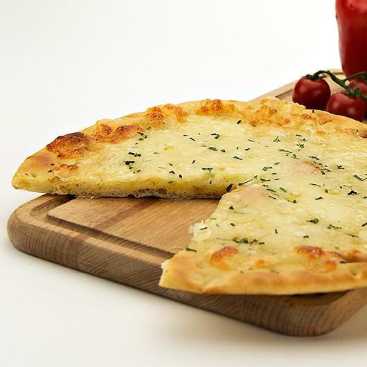 Gluten Free Protein Cheesy Garlic Bread