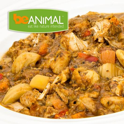 Turkey Paprikash with Sweet Potato