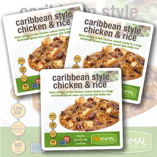 Caribbean Chicken & Rice - 6 Meals
