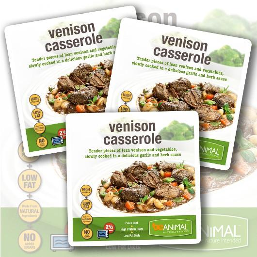 Venison Casserole Meal