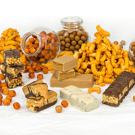 Protein Snacks Galore