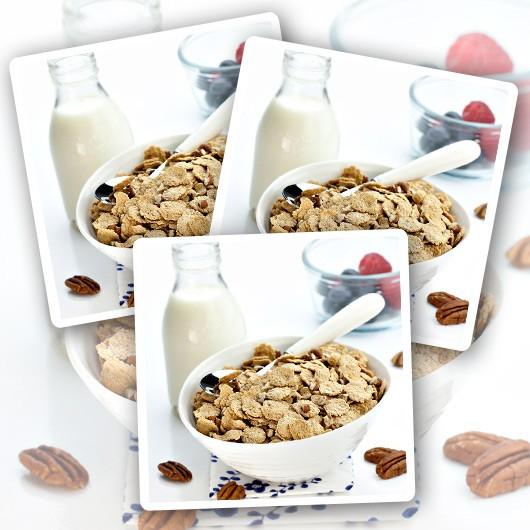 Maple Pecan Protein Crunchies