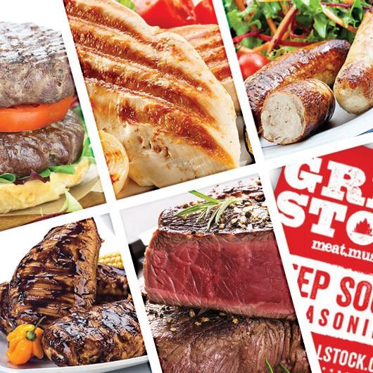 Chicken & Steak Super Summer Selection