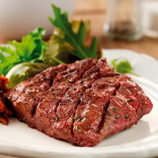 10 x 6-7oz Matured Free Range Flat Iron Steaks