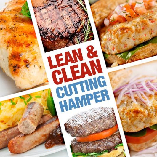 Lean & Clean Cutting Hamper - 51 Pieces