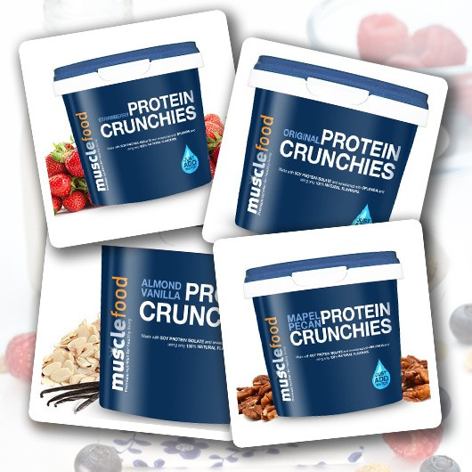 Protein Cereal Pot - Variety Pack