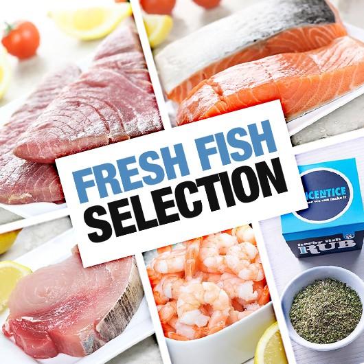 Fresh Fish Selection