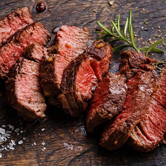 4 x 170g 21 Days Matured Pure Rump Steaks™