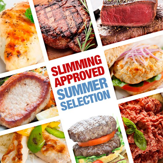 53 Piece Slimming Approved Summer Selection