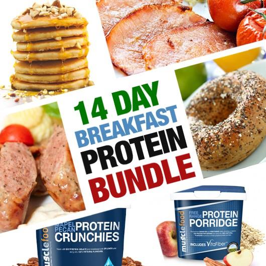 14 Day Breakfast Bundle