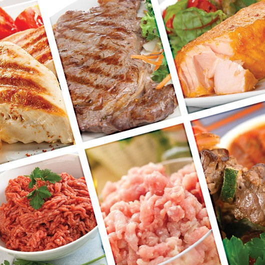 BodyIn8 Exclusive Lean Meat Selection