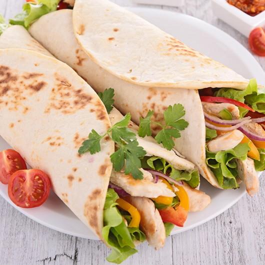 Large Low Carb Tortillas - 6 x 65g-390g