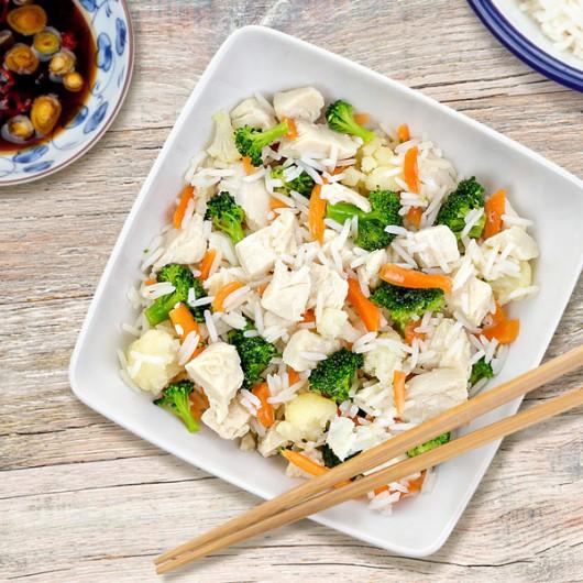 Chicken & Rice Pot