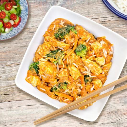Tikka Chicken & Rice Pot