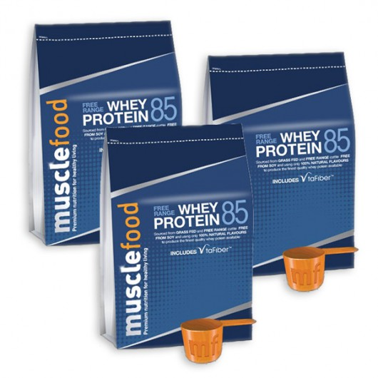 Whey Protein 85 Concentrate Taster Selection - 5 Flavours!