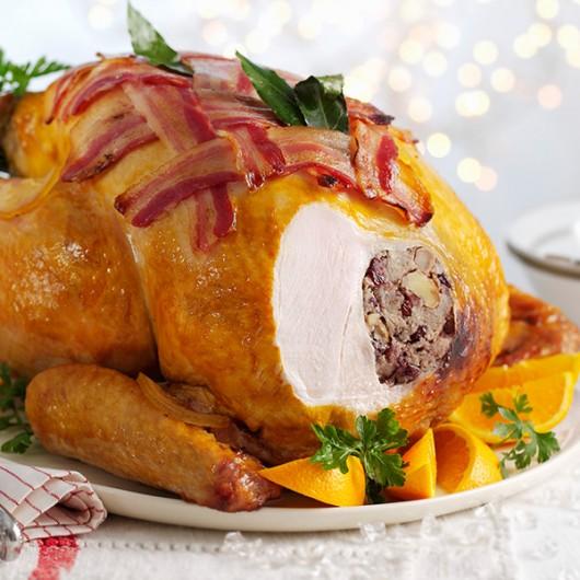 Next Day Luxury Turkey Christmas Hamper